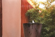 Side Courtyard waterfeature